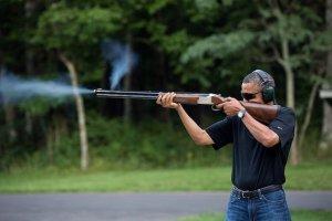 That President Don't Hunt?