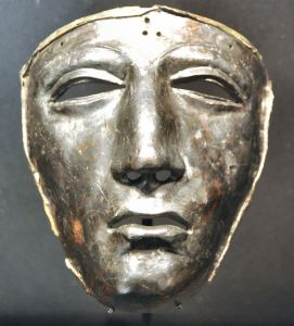 A Roman Cavalry Mask found at the presumed site of the Battle of Teutoburg Forest