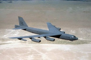 Heck ya!  Send some B-52s to Israel (U.S. Air Force photo)
