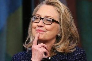 Hillary in 2013