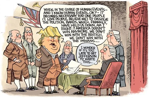 Trump Fourth of July