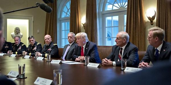 trump generals