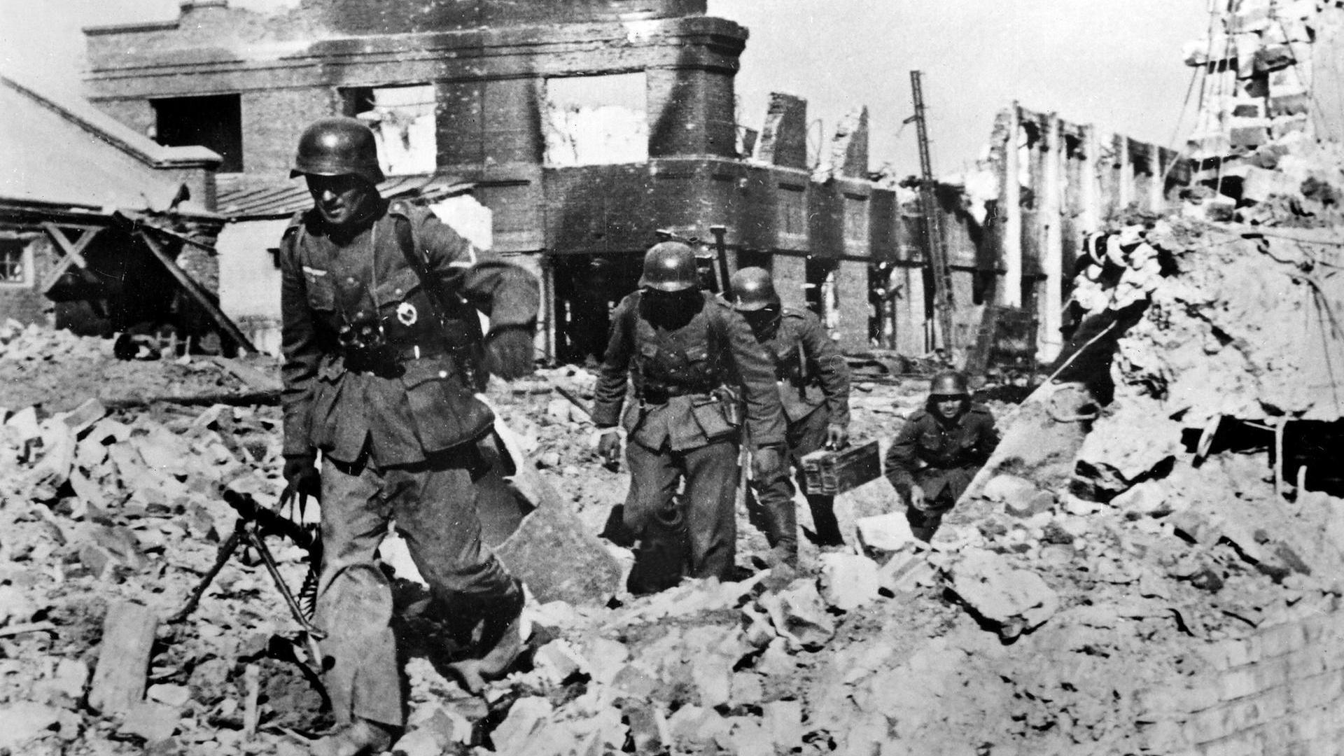 Deutschland 1942