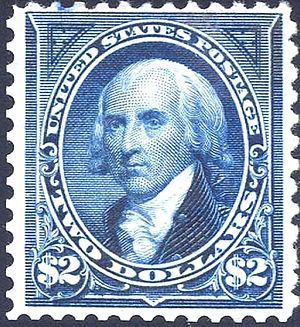 300px-James_Madison_1894_Issue-2$
